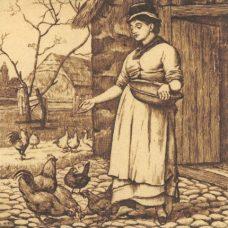 Josiah Wedgwood Sons Tile (ST175)