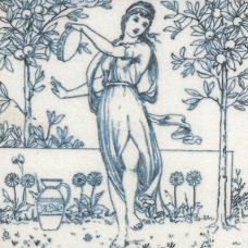 Josiah Wedgwood 1885 Tile (ST190)