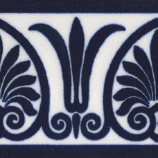 Anthemion Border Tile (ST209)