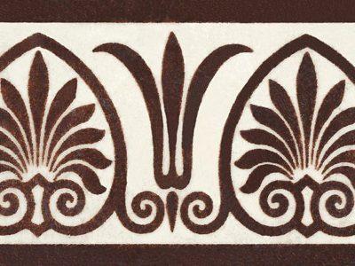 Anthemion Border Tile