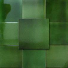 Victorian Olive Tile (ST219)