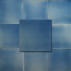 Victorian Blue Tile (ST223)