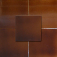 Victorian Brown Tile (ST229)