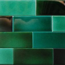 Victorian Green Tile (ST231)