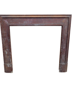 Pitch Pine Fireplace Surround