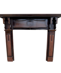 Edwardian Fireplace Mahogany Surround
