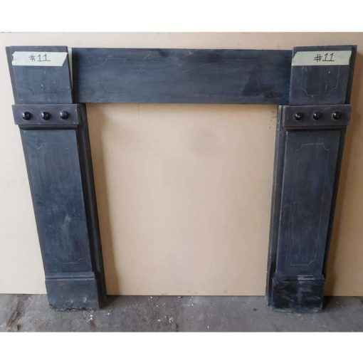 Unrestored Simple Slate Surround