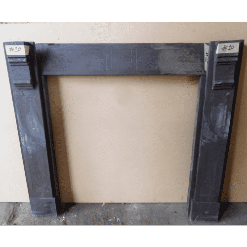 Unrestored Plain Slate Surround
