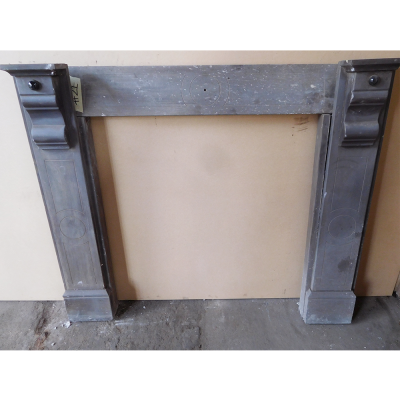 """Unrestored Slate Surround - Available Restored (45""""H x 55""""W) (SS117)"""