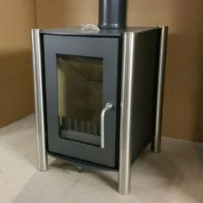 Vesta T4 Tubular Woodburning Stove (4.5KW)