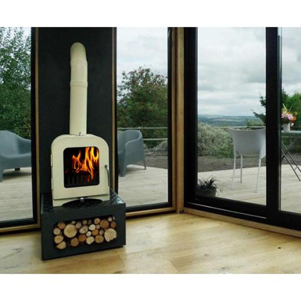 Vesta V4 Stove Conservatory Pack Victorian Fireplace Store