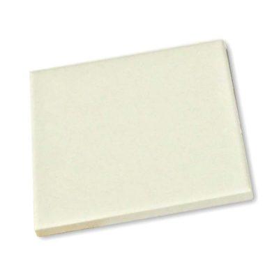 5¾ x 5¾ Inch White Quarry Tile Hearth - Pick Size/Colour