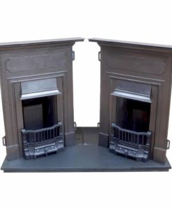 Pair Of Edwardian Bedroom Fireplaces