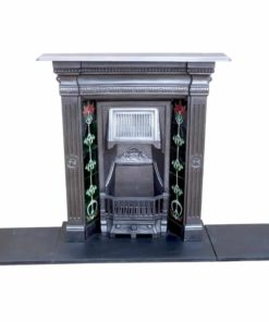 Combi Fireplace Antique