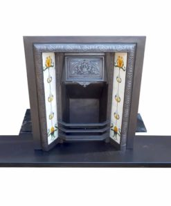 Original Vintage Fireplace Insert