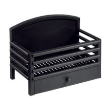 FB062 - Gallery Matrix Cast Iron Fire Basket