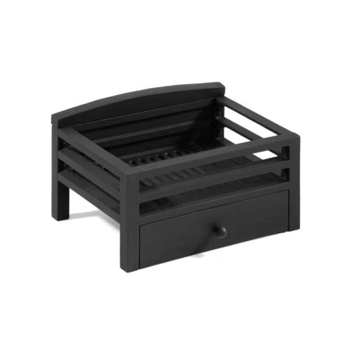 FB063 - Gallery Neon Cast Iron Fire Basket
