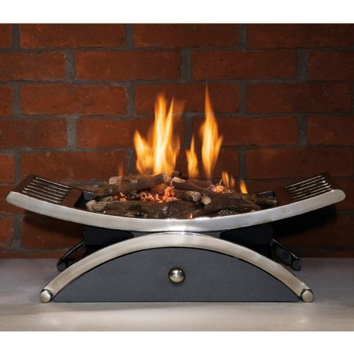 Gallery Nexus Cast Iron Fire Basket