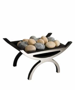 Gallery Pulse Cast Iron Fire Basket