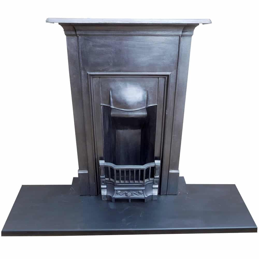 Original Antique Plain Bedroom Fireplace Buy From Vfs