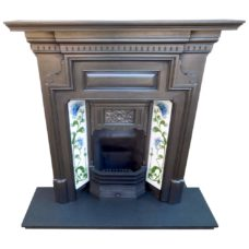 "COMBI311 - Simplistic Combination Fireplace (50.5""H x 45""W)"