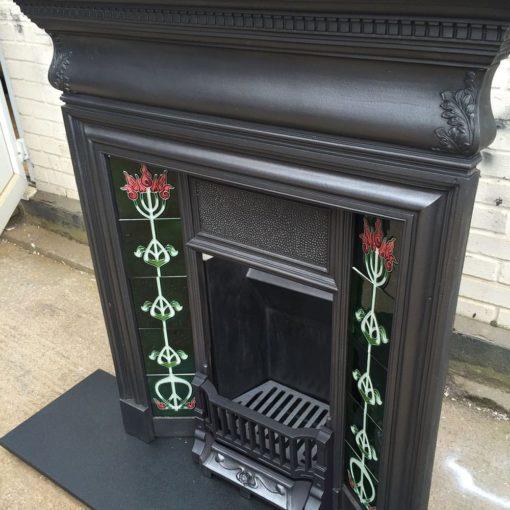 Original Fireplace Combination