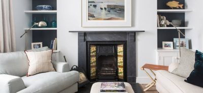 How To Style A Period Fireplace