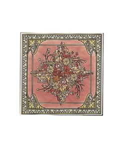 Stovax Spring Floral Tile
