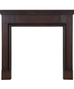 Carron Elsmere Wooden Fire Surround
