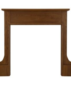 Carron Milton Wooden Fire Surround