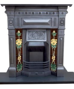 Antique Combination Fire