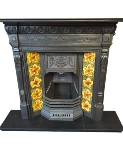 Grand Combination Fireplace