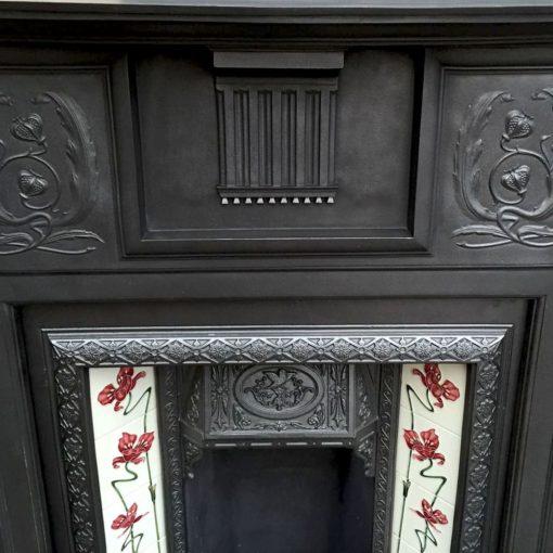 Coalbrookdale Fireplace Surround