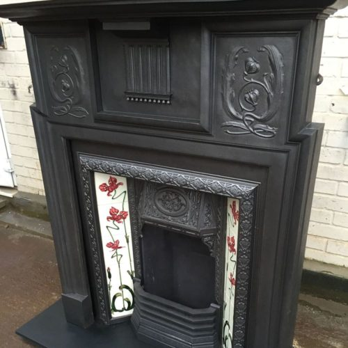 Coalbrookdale Fireplace Surround