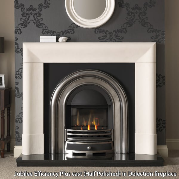 Efficiency Plus Jubilee Fireplace Insert For Sale