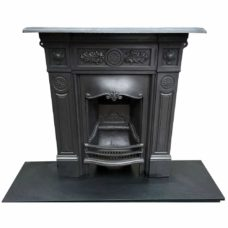 "BED178 - The Prince Bedroom Fireplace (38.5""H x 34.5""W)"