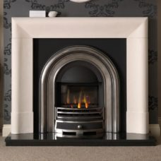 GAL059 - Delection Agean Limestone Mantel (2 Sizes)