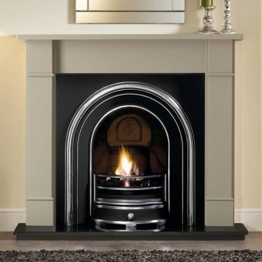 """Gallery Forano Fireplace Mantle (51"""")"""