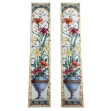 Reproduction Fireplace Tiles - Buy From The Victorian Fireplace Store