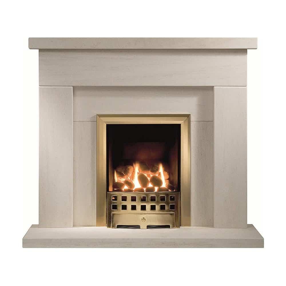 Gallery Durrington Limestone Fireplace Suite Victorian