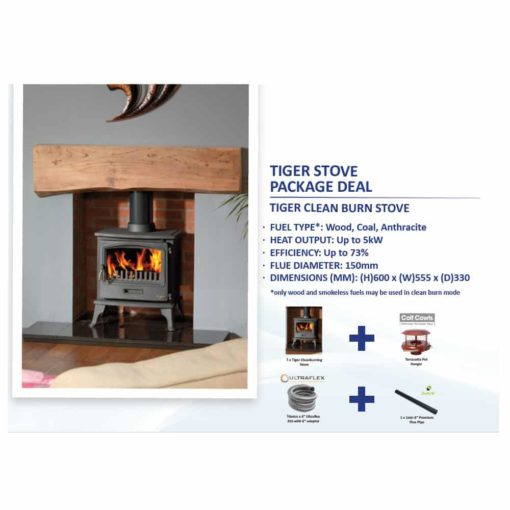 Tiger Stove Package