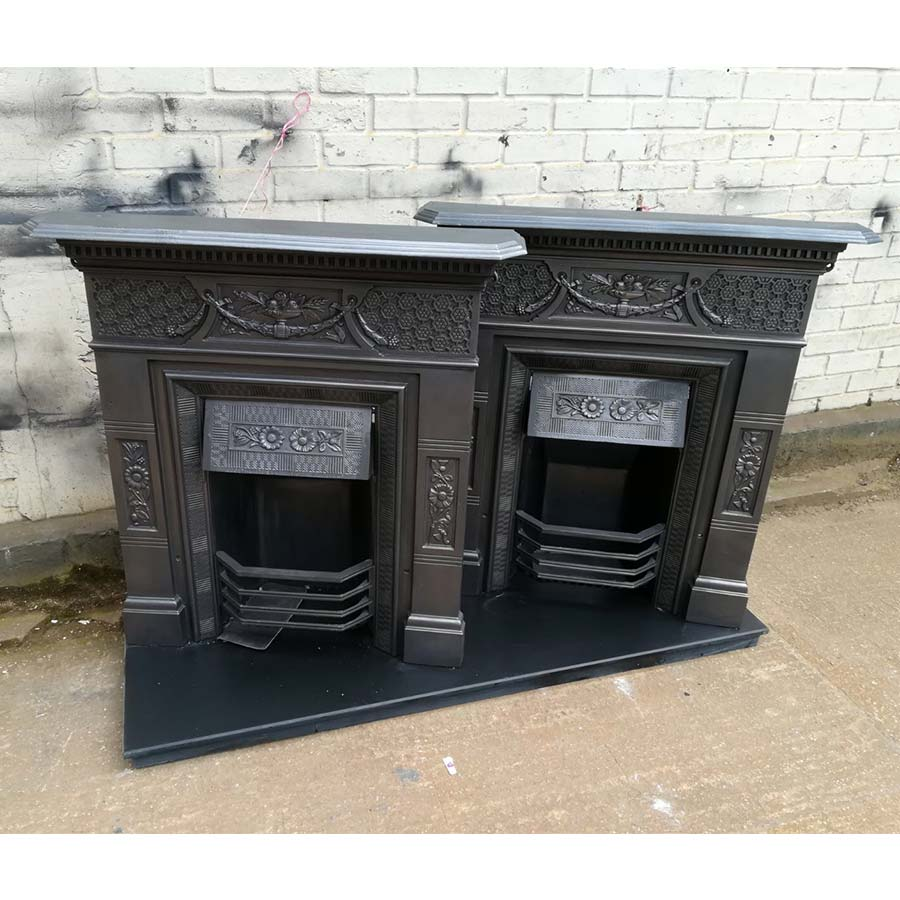 Original Antique Bedroom Fireplace Victorian Fireplace Store
