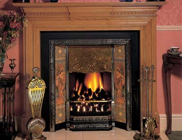 New Reproduction Fireplaces
