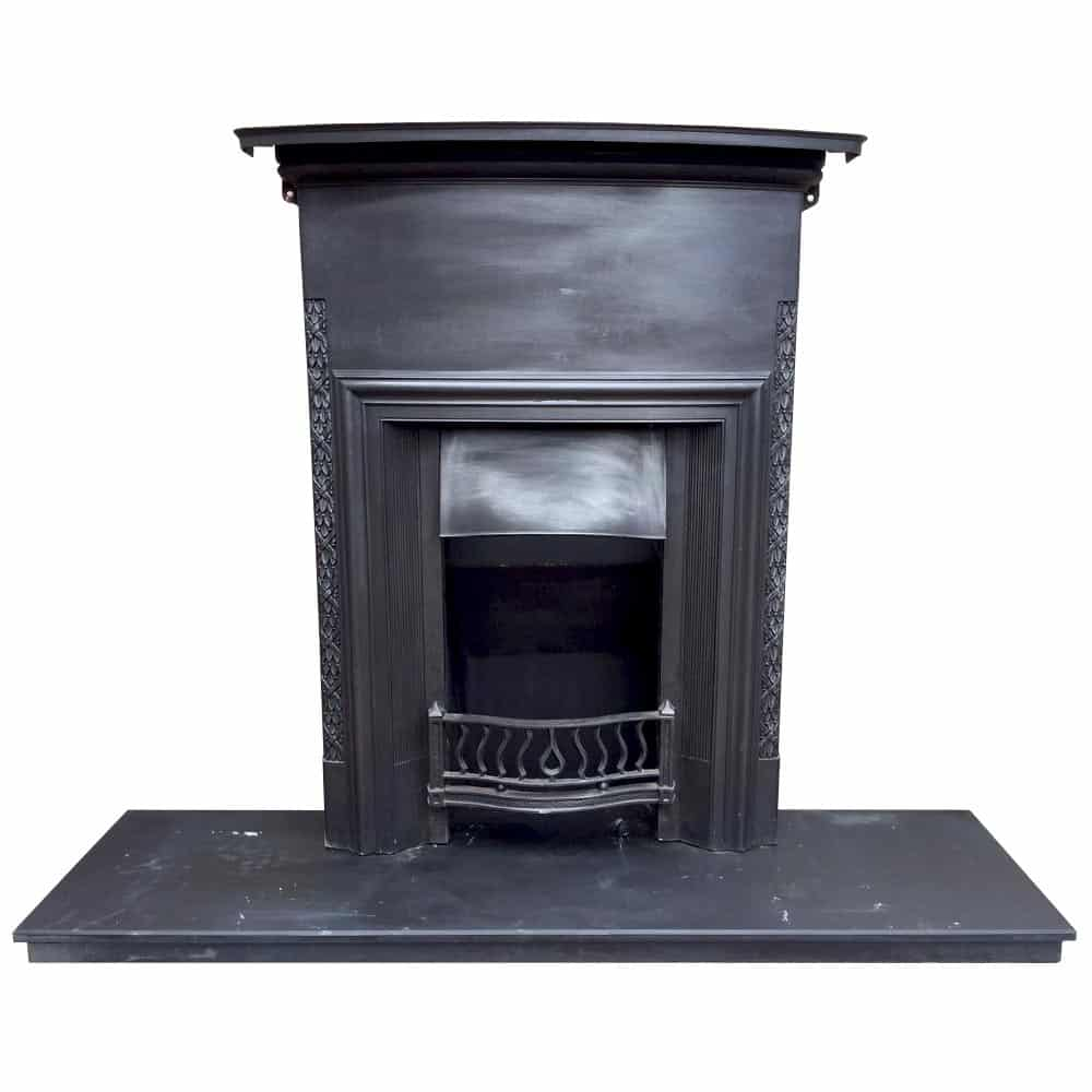 antique cast iron bedroom fireplaces for sale victorian