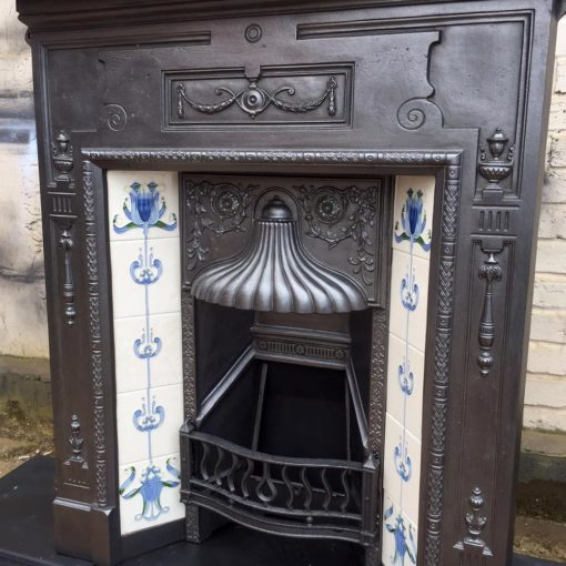 Original Combination Fireplace