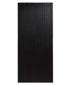 Cast Iron Reeded Panel