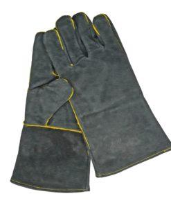 Fireside Gloves In Black