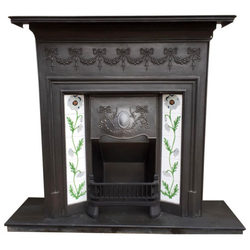Original Swag Combination Fireplace