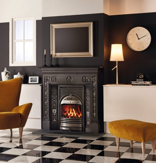 Highlight Polished Combination Tiled Convector