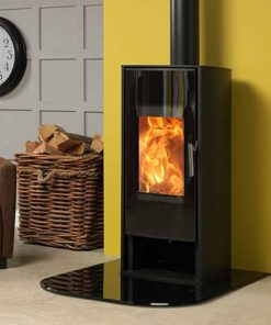 Vega Alin Wood Burning Stove (6.5kW)